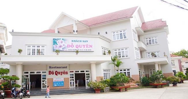 Khách sạn nhà hàng Đỗ Quyên