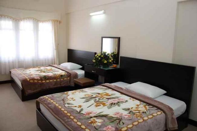 Phòng ngủ của khách sạn Duy Tân