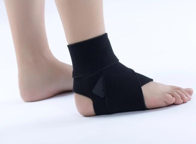 Bọc cổ chân hở gót