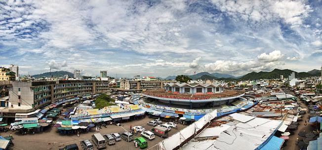 Tham quan mua sắm ở Chợ Đầm Nha Trang