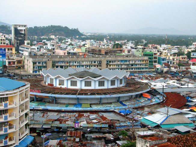 Mua sắm ở Chợ Đầm Nha Trang