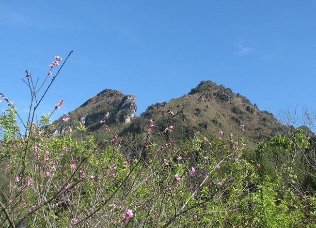 Núi Hàm Rồng tại Sa Pa