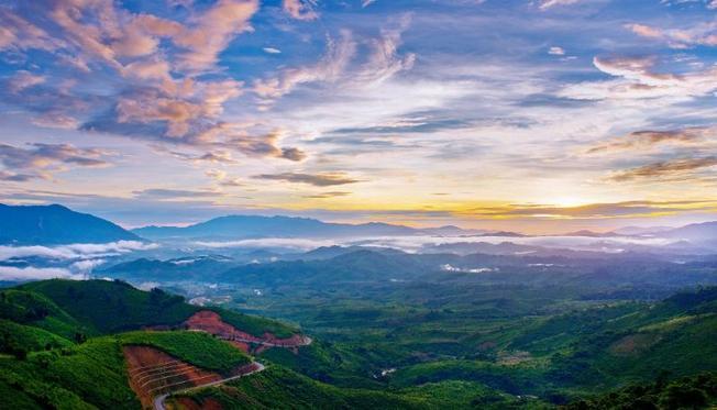 Đèo Khánh Lê Nha Trang - con đường đèo đầy chất thơ