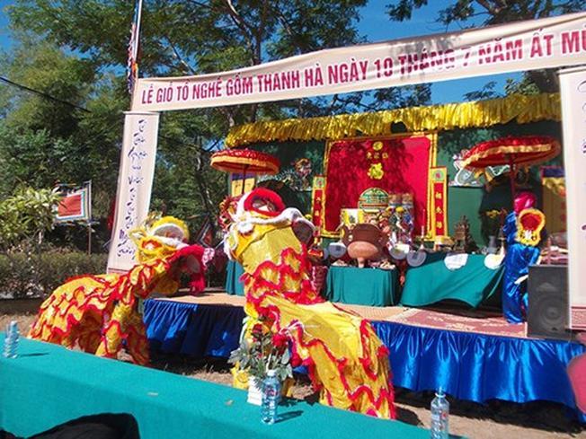 Lễ hội gốm Thanh Hà