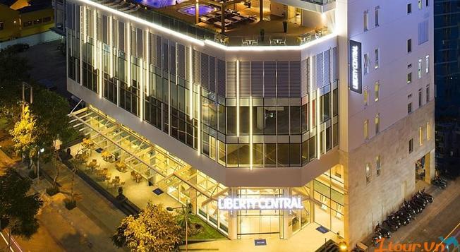 Khách sạn sang trọng ở Phố Tây Nha Trang