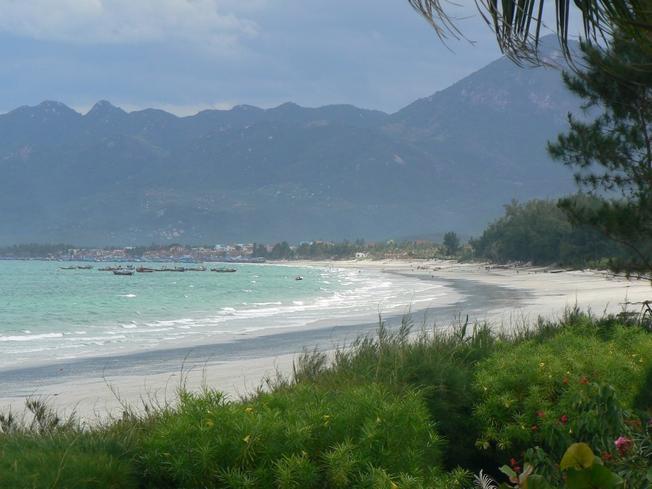 Dốc Lết bãi biển đẹp nhất Nha Trang