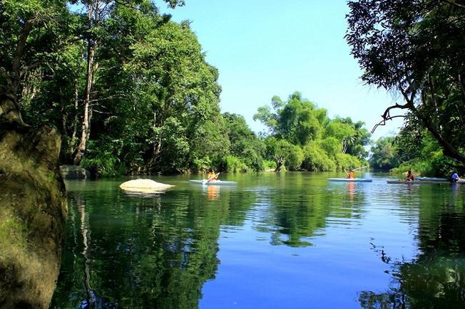 Suối Ba Hồ điểm du lịch lý tưởng ở Nha Trang