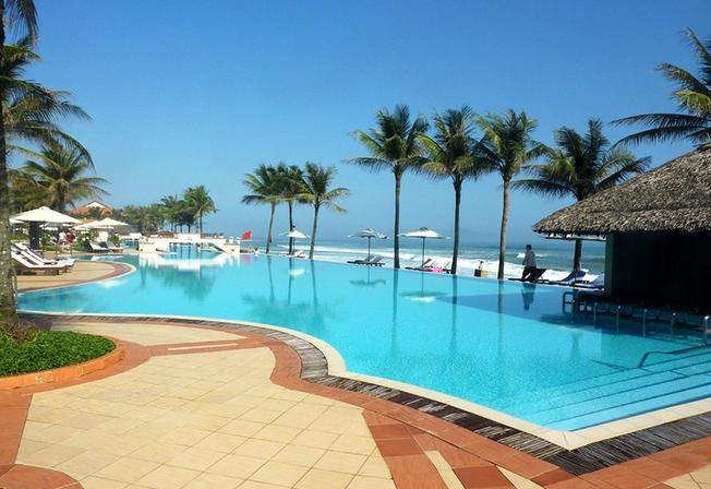 Thiên đường nghỉ dưỡng ở Swiss-belhotel Golden Sand Resort & Spa