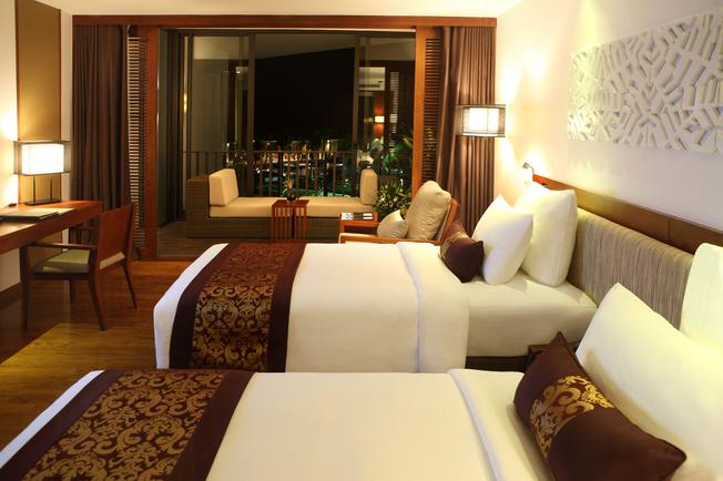 Resort Sunrise tuyệt vời dành cho những đôi uyên ương