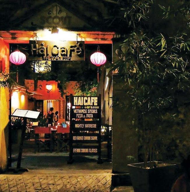Hải Café mang lại không gian lý tưởng cho bạn