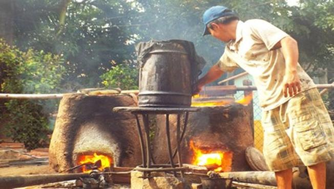 Làng nghề đúc đồng Diên Khánh nổi tiếng đã hàng trăm năm nay