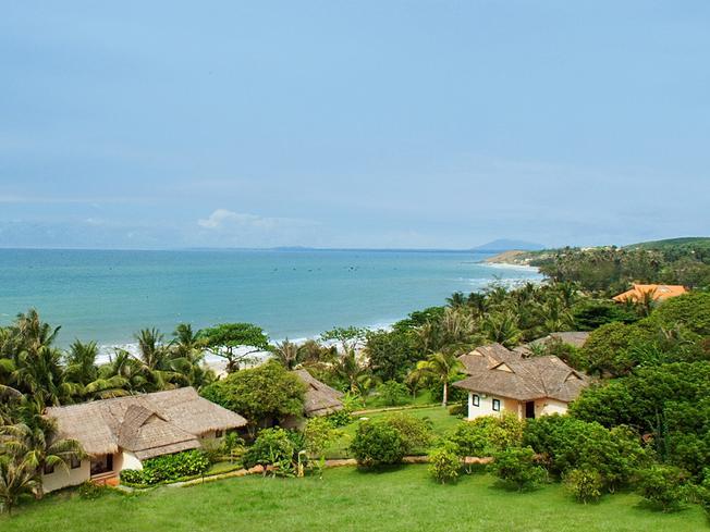 Khu nghỉ dưỡng ven Bãi Trũ Nha Trang