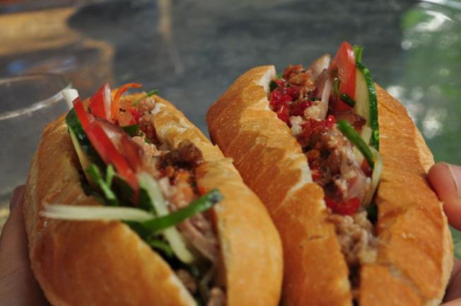 Bánh mì Phượng ngon nhất Việt Nam