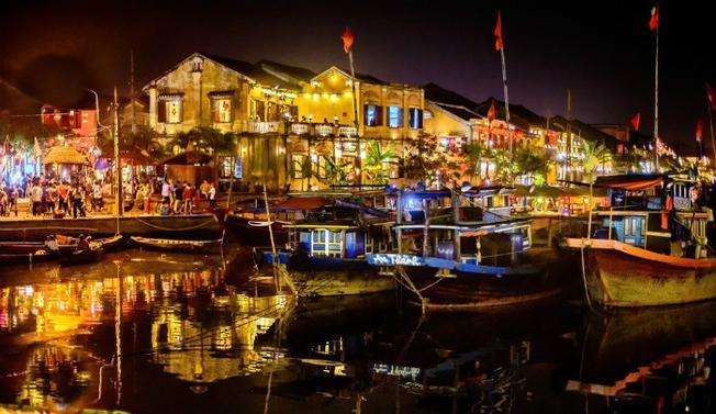 Thương cảng Hội An một trong những địa điểm du lịch ở Hội An nổi tiếng một thời