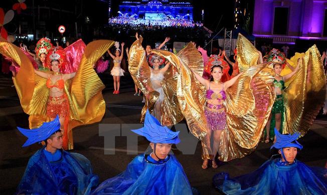 Festival đường phố Nha Trang