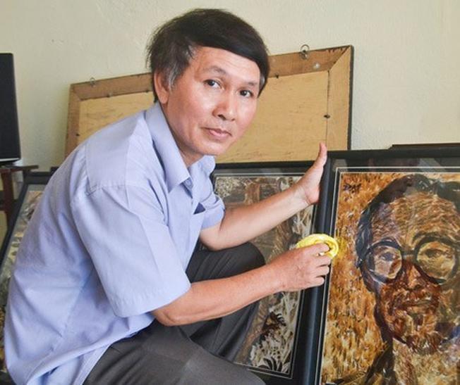 Nghệ sĩ Ngọc Đạt Người níu giữ hồn phố cổ Hội An