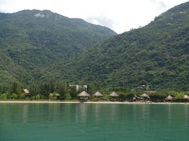 Đảo Hòn Thị ở Nha Trang