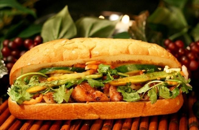 Bánh mì ngon nhất Việt Nam