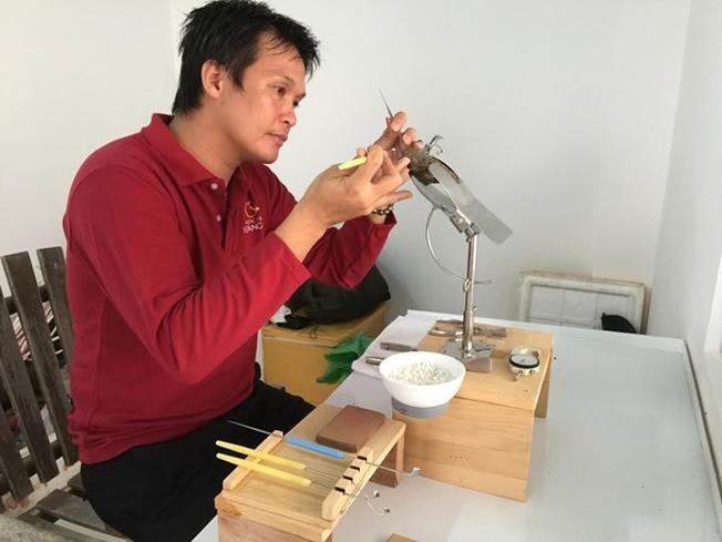 Phạm Minh Nhựt Phó Tổng giám đốc Công ty Cổ phần Hòn Tằm