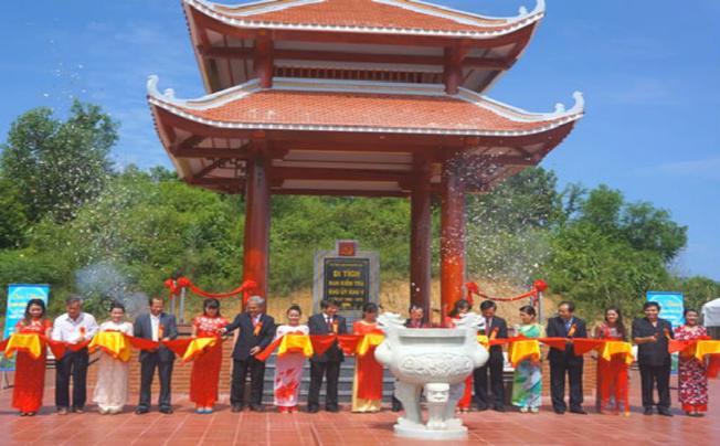 Lễ khánh thành Khu di tưởng niệm An ninh Khu V
