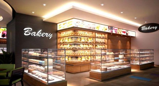 Helio bakery với rất nhiều loại bánh tươi ngon, hấp dẫn