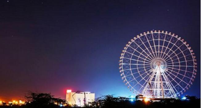Vòng quay mặt trời Sun Wheel
