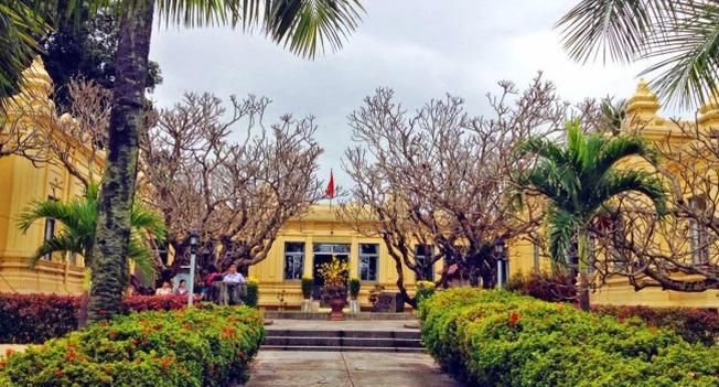 Bảo tàng nghệ thuật Chăm Pa