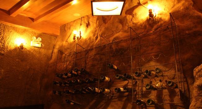 Nơi cất giữ các loại rượu vang