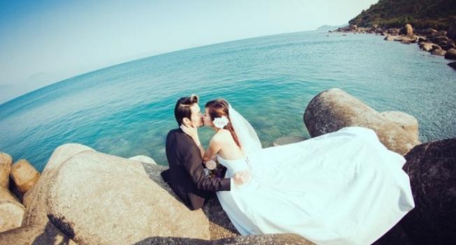 Lưu giữ những khoảnh khắc đẹp nhất của cuộc đời tại Tiên Sa