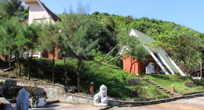 Các Bugalow là địa điểm lưu trú thú vị cho du khách