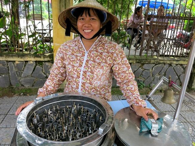 Những xe kem ống như một phần ký ức tuổi thơ của người Hội An