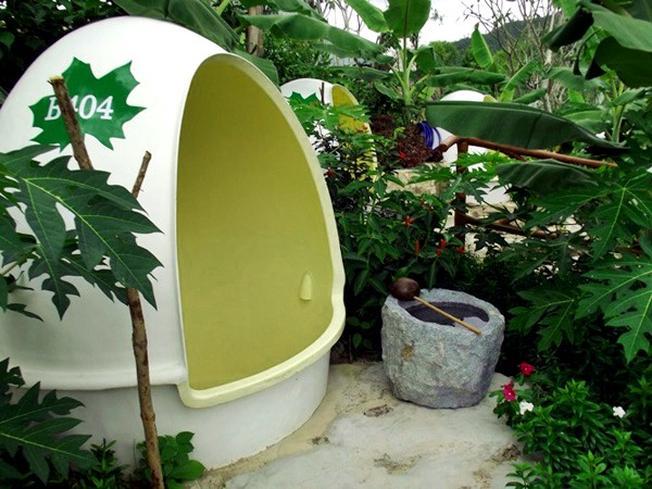 Không gian riêng tư trong trứng