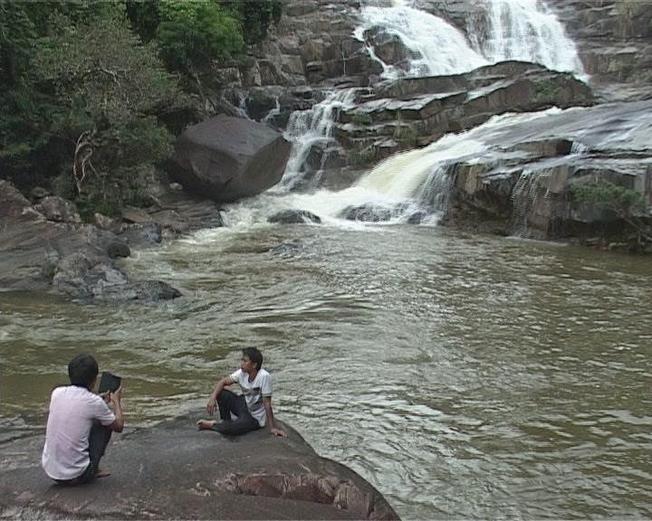 Suối Mấu trong bản đồ du lịch Nha Trang