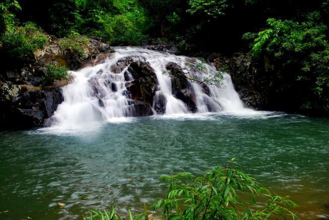 Thác và suối Nha Trang - Các địa điểm trong bản đồ du lịch Nha Trang