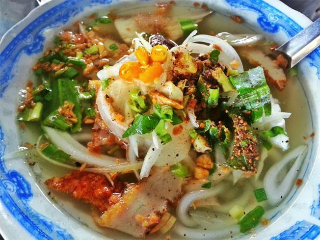 Món ăn đặc trưng của Đà Nẵng