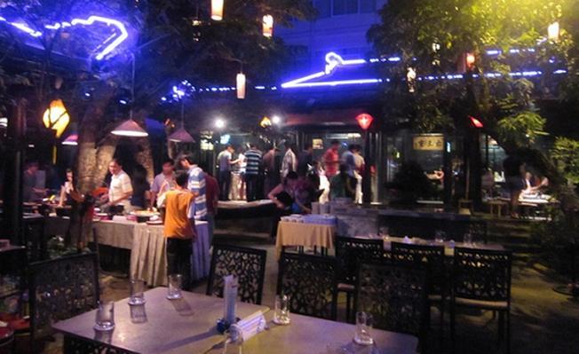 Trúc Lâm Viên là quán ăn ngon Đà Nẵng được yêu thích nhất
