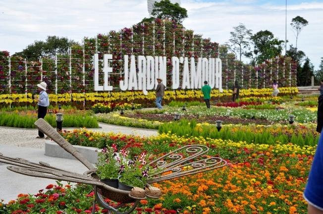 Vườn hoa D'amour