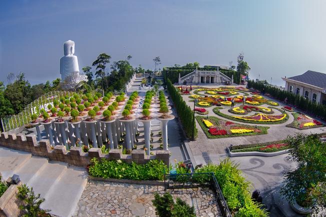 Vườn hoa Tình yêu