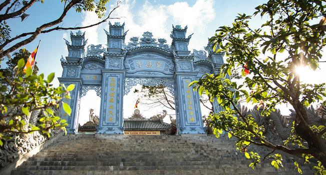 Du lịch Bà Nà Hill Đà Nẵng 02