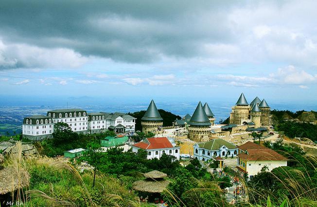 Du lịch Bà Nà Hill Đà Nẵng