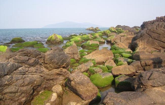 Bờ biển hoang sơ