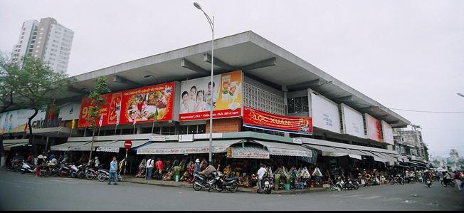 Chợ hàn: điạ điểm du lịch Đà Nẵng