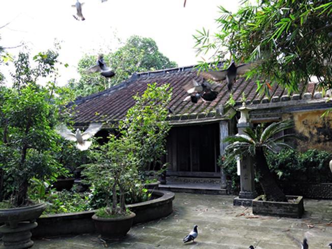 Không gian bình dị, truyền thống của ngôi nhà cổ tại Hòa Vang