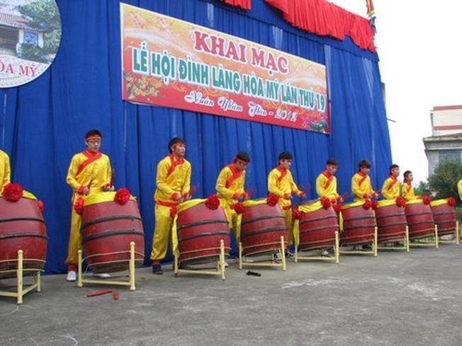 Lễ hội làng Hoà Mỹ - lễ hội tại Đà Nẵng