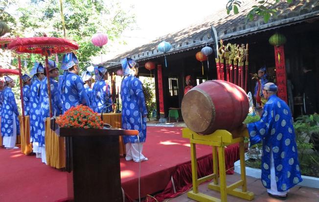 Lễ hội làng An Hải