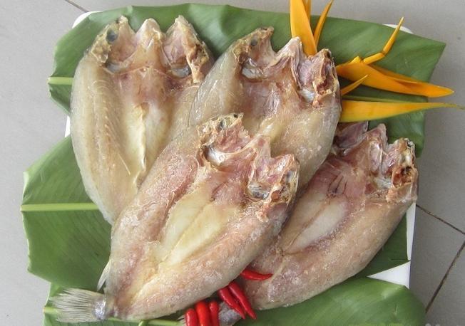Cá mú một nắng đặc sản nổi tiếng Đà Nẵng