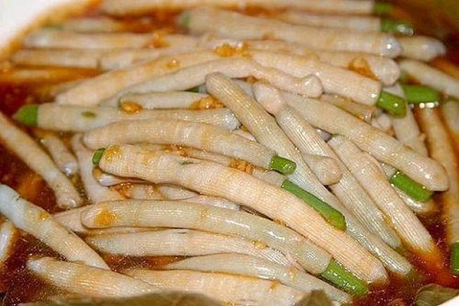 Sá sùng món ngon bổ dưỡng của Đà Nẵng
