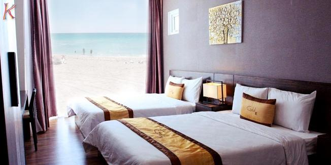 Khách sạn Gofl Đà Nẵng – bình dân cho khách du lịch