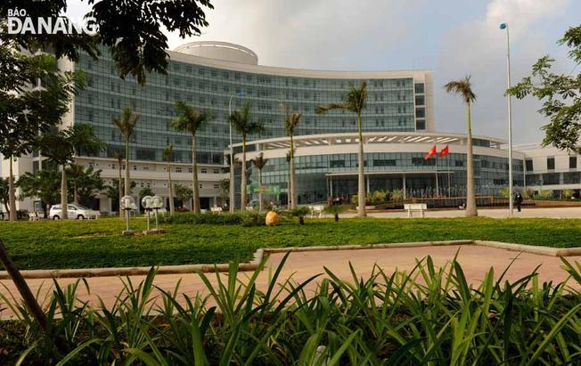 Bệnh viện Ung thư Đà Nẵng phi lợi nhuận