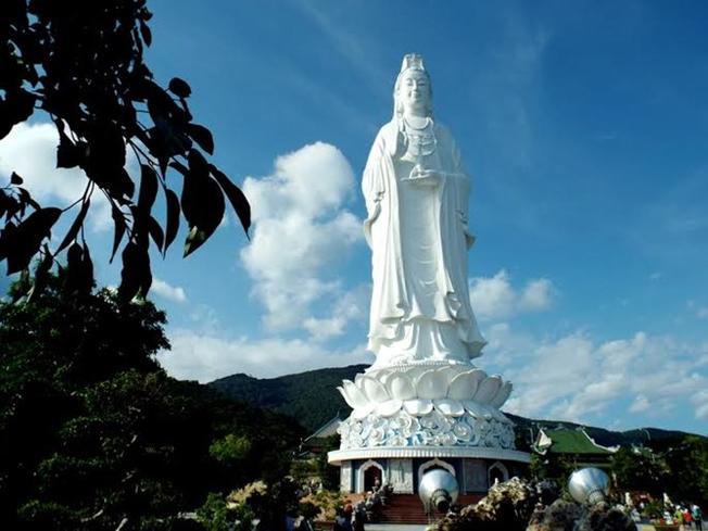 Tượng Phật Bà Quán Thế Âm Bồ Tát cao nhất Việt Nam